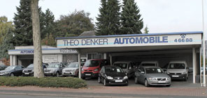 Theo Denker Automobile Bocholt Nordwall